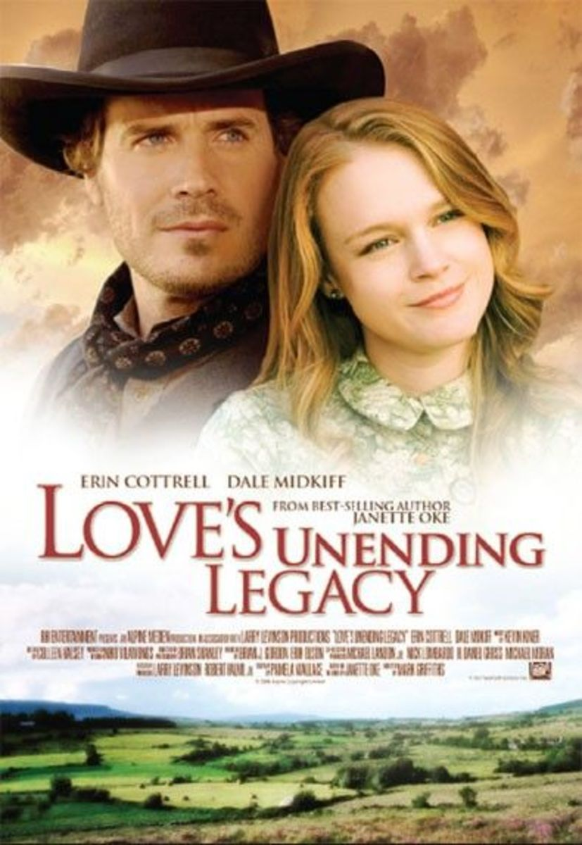 Love's Unending Legacy 5th in the Love Series