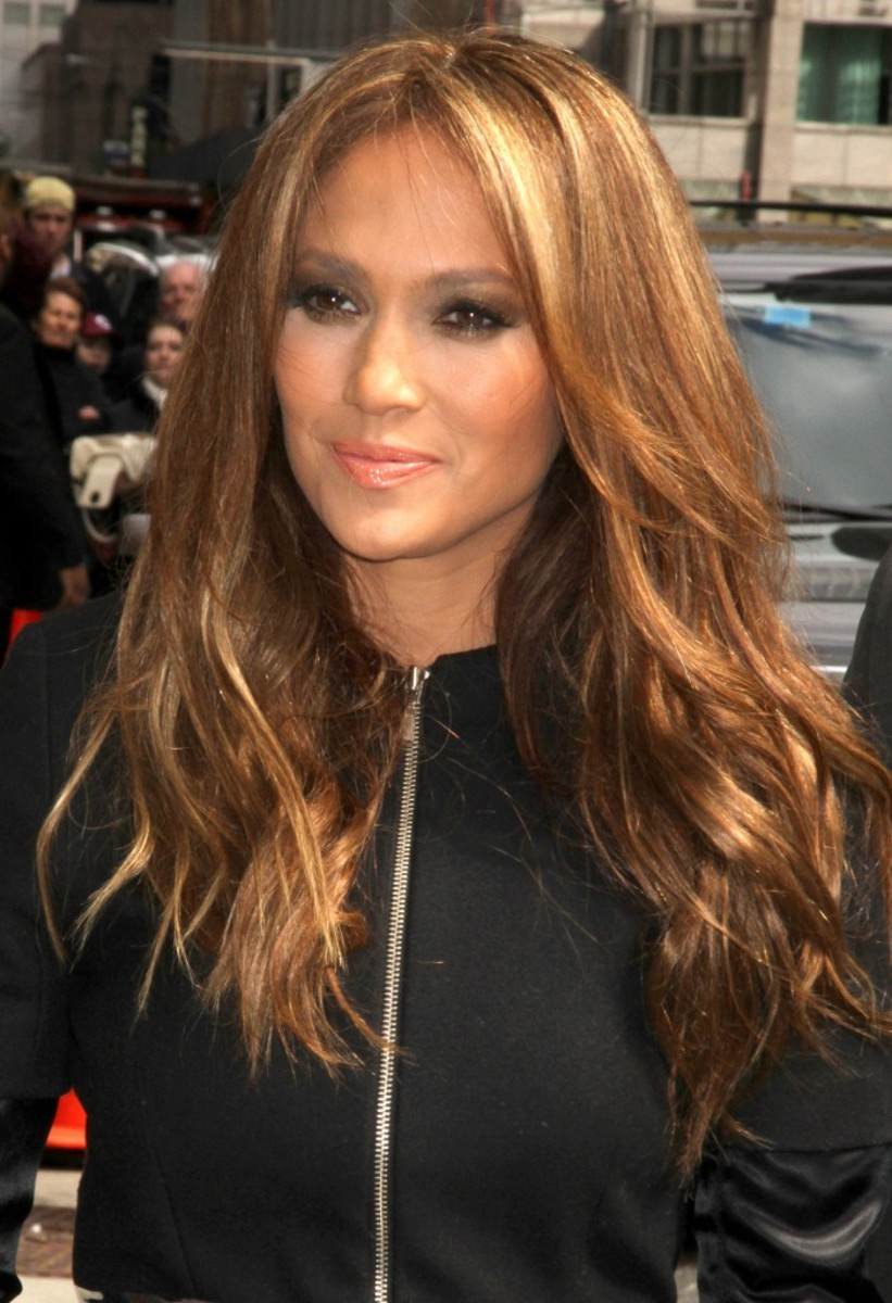 jennifer lopez hair colors over the years hubpages