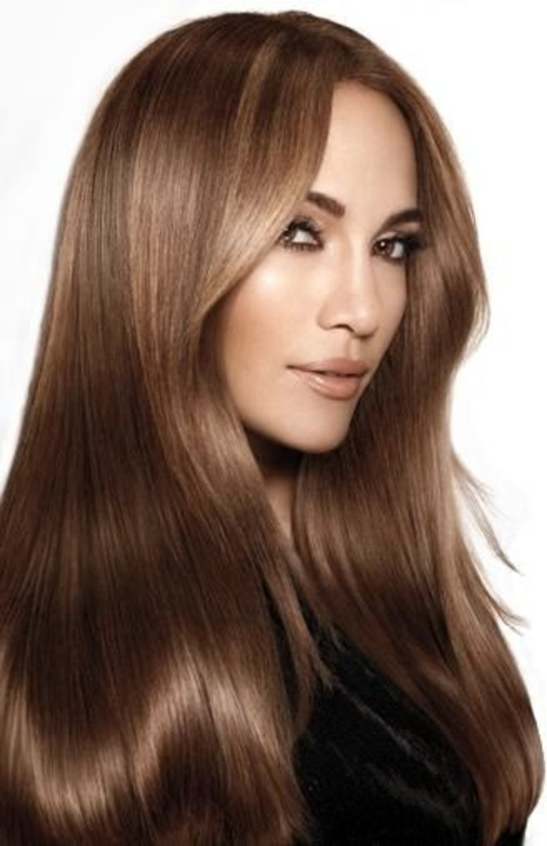 Jennifer Lopez Hair Colors