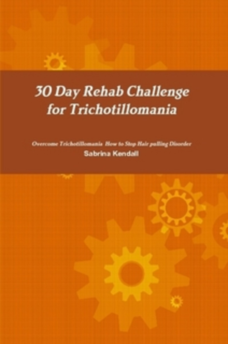 Overcome Trichotillomania $9.95