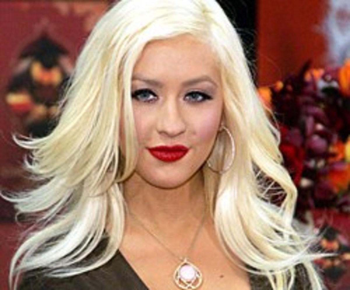 Christina Aguilera, Ecuadorian-American Celebrity