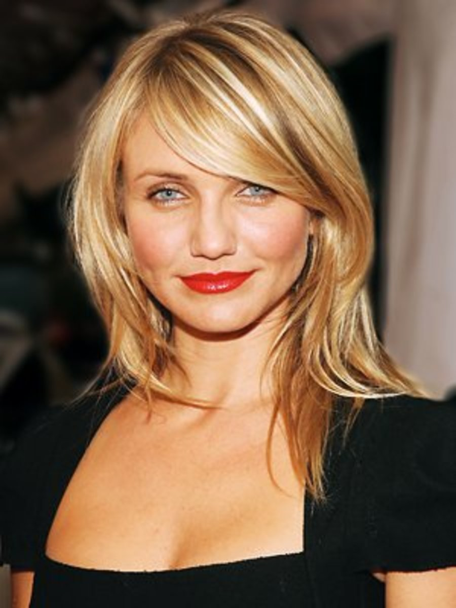 Cameron Diaz, Famous Blonde with Spanish Cuban Heritage
