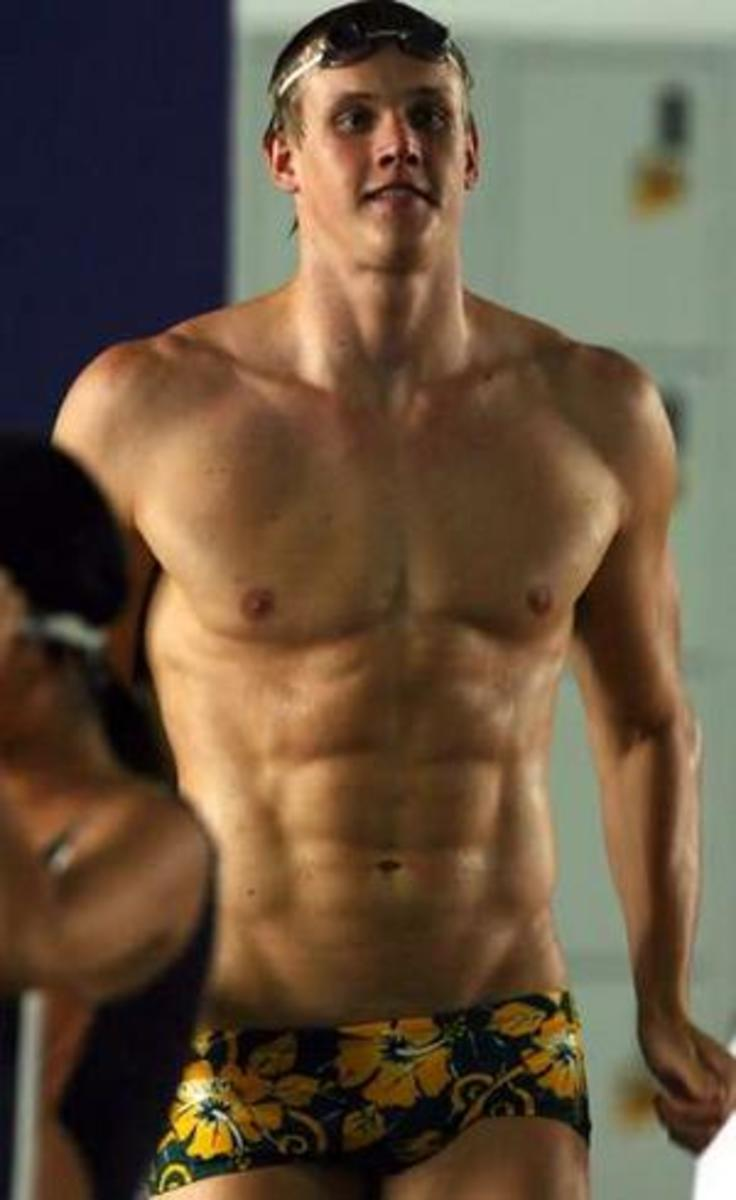 Top 10 Hottest Male Olympian Bodies