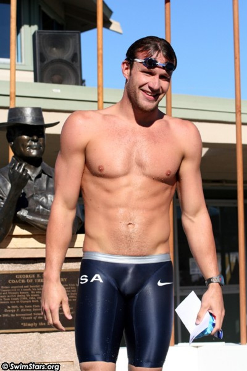 Brendan Hansen - Hot Male Olympic Bodies