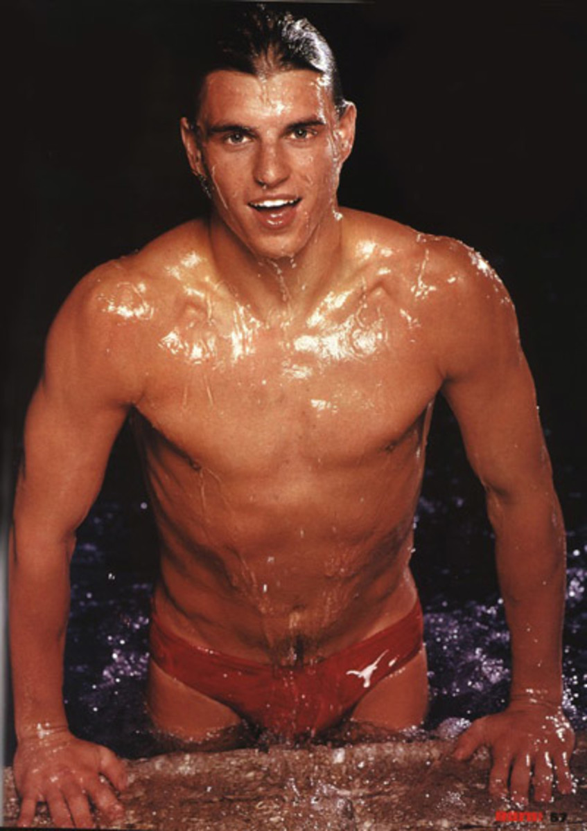 Troy Dumais - Hot Male Olympic Bodies