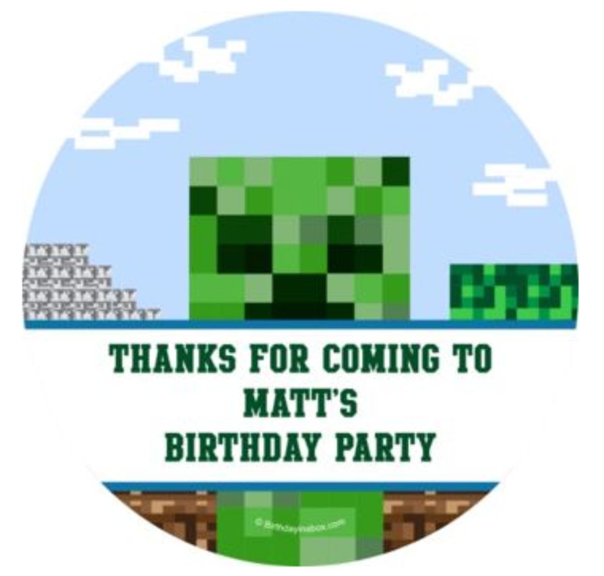 minecraft-party-supplies
