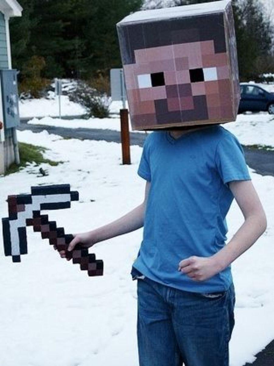 Minecraft Party Attire