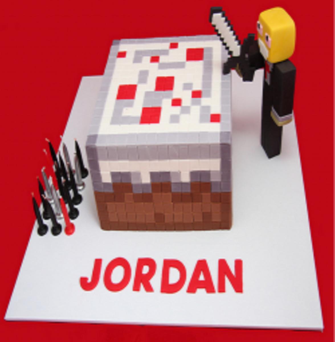 Minecraft Party Supplies