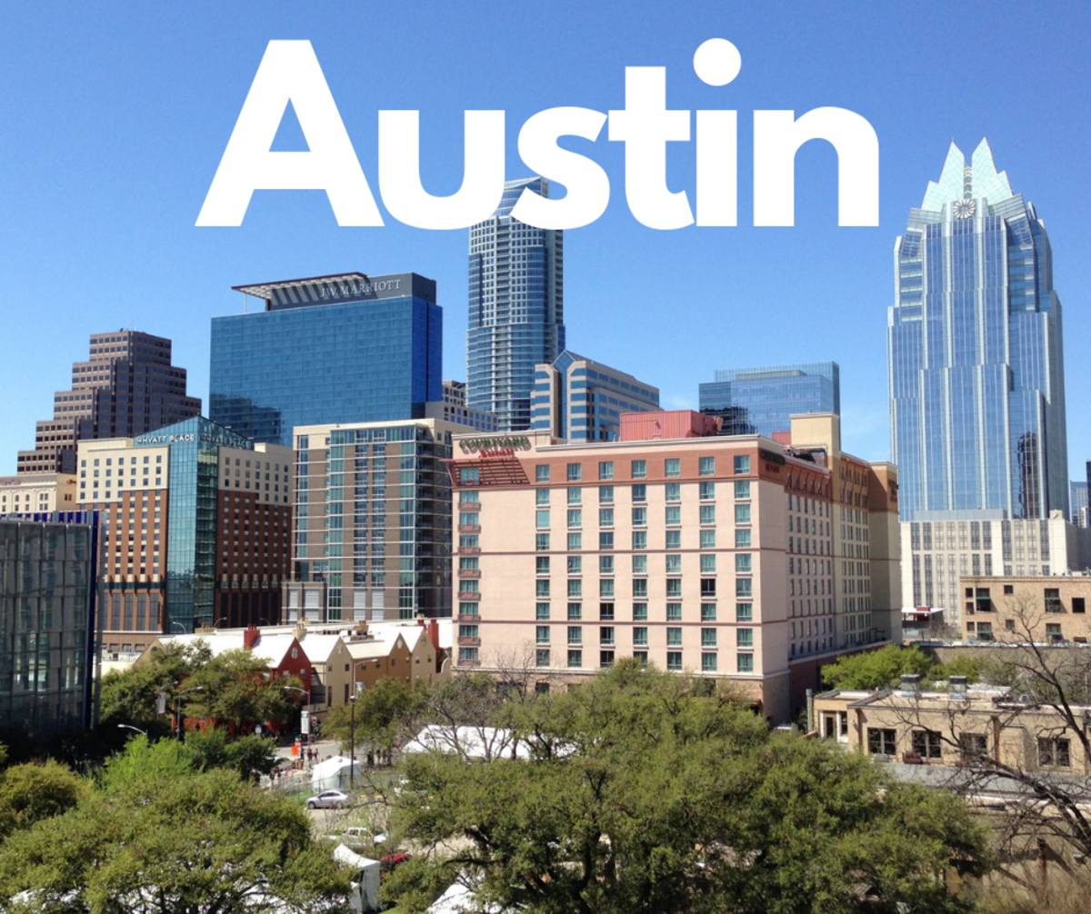 Luxury Hotels in Downtown Austin