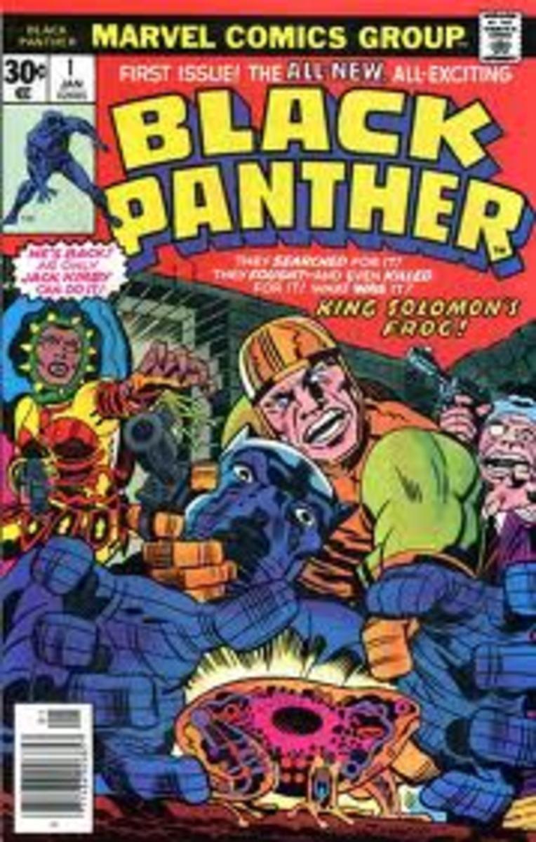 Bronze Age Marvel Comics - Black Panther #1