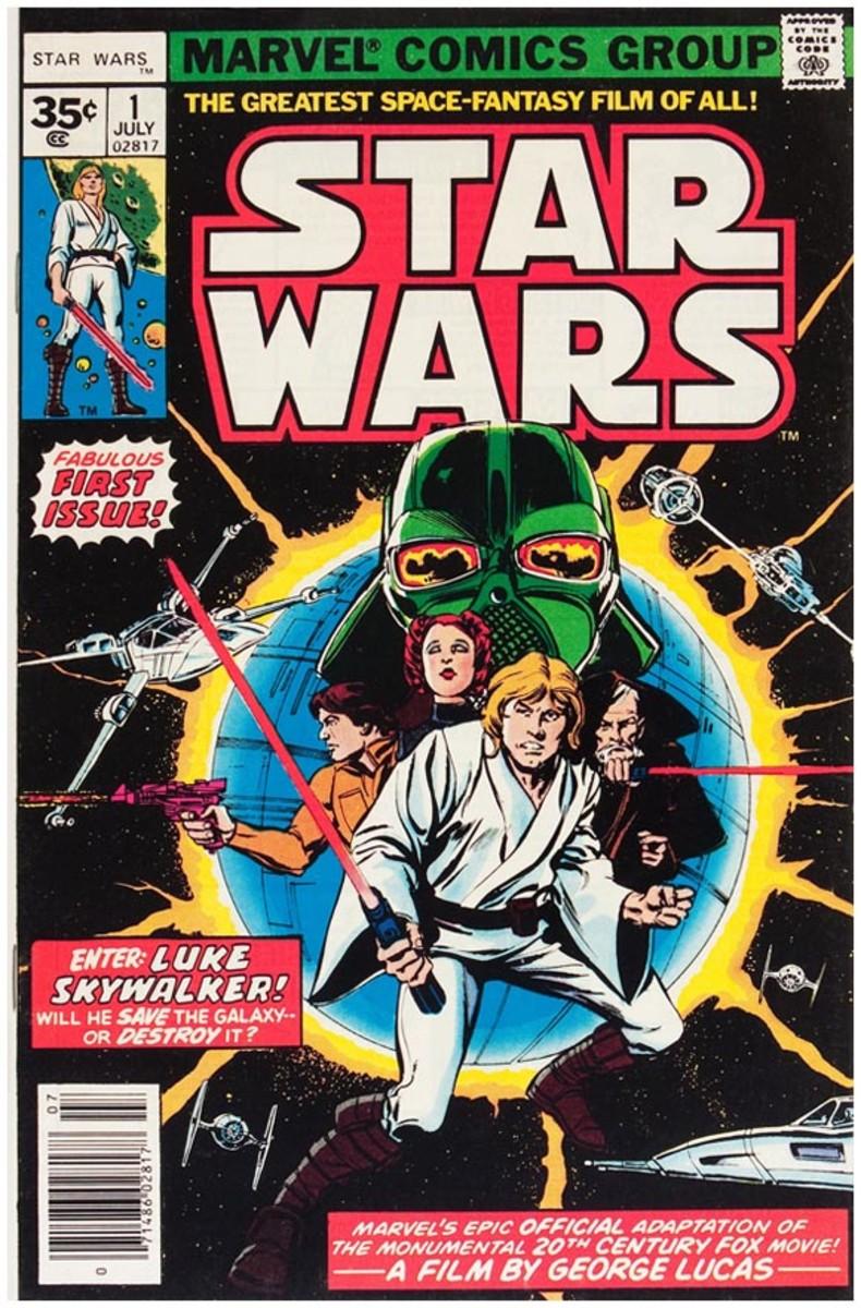 Star Wars rare 35 cent variant