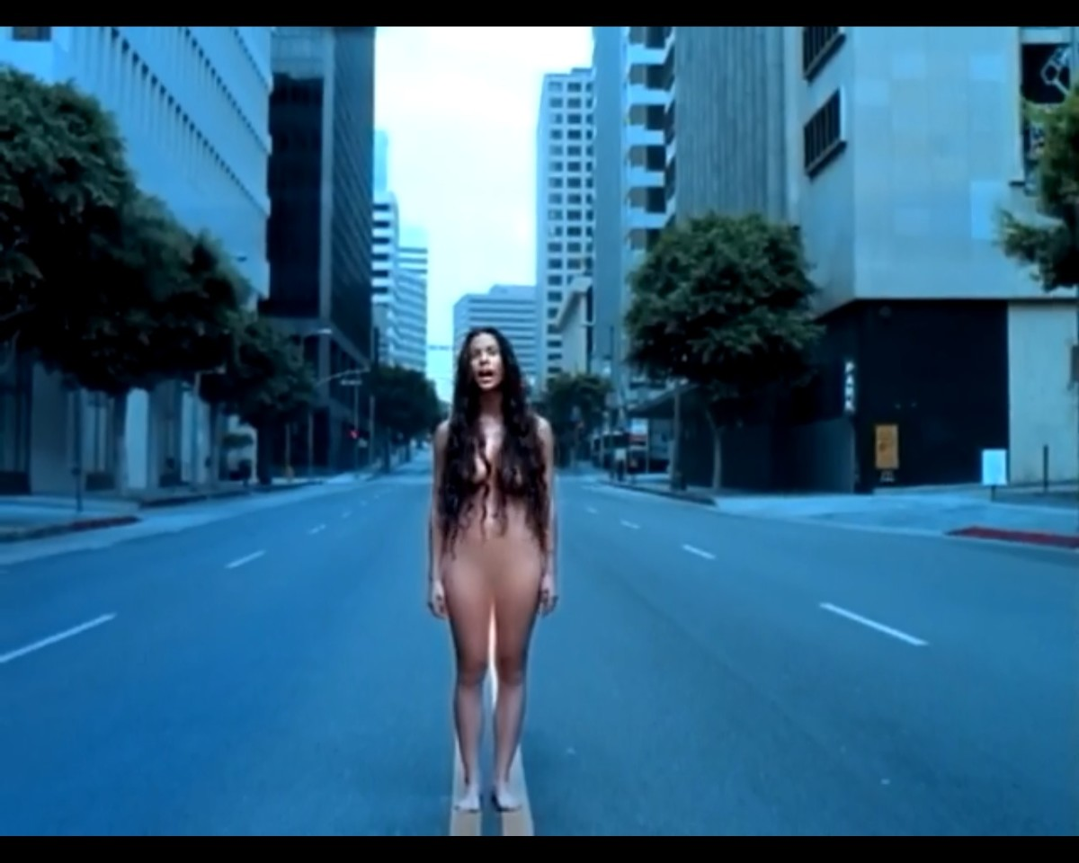 Alanis Morissette in same video-- Thank You