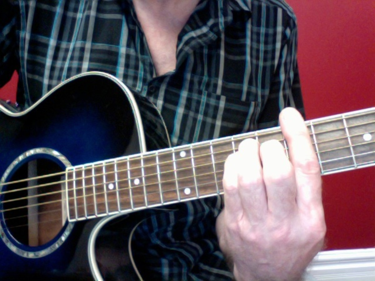 Guitar Lessons • How To Play Barre Chords • Printable Charts, Root 5 ...