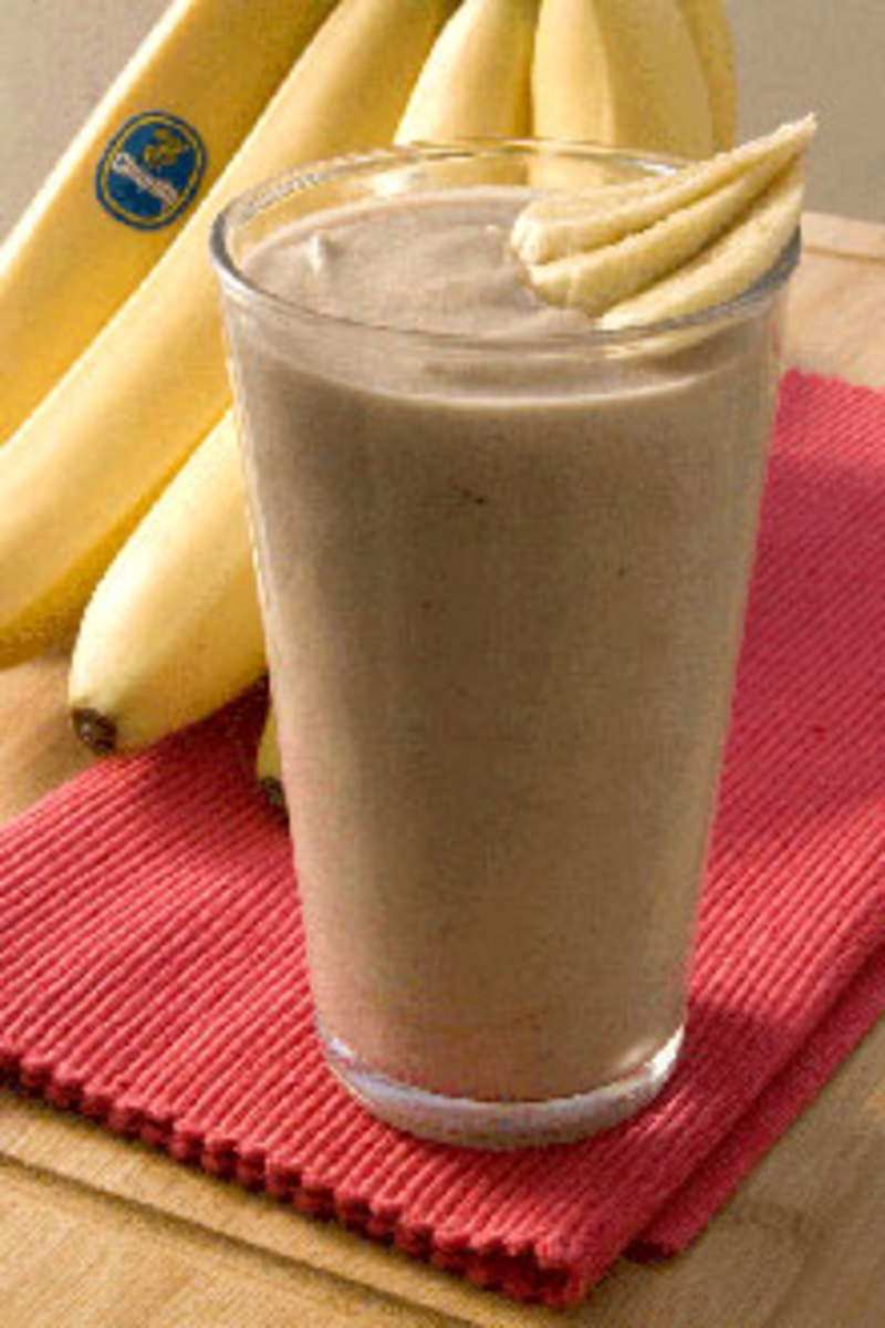 Banana Smoothies Are Some Of The Most Delicious Smoothies On Earth.