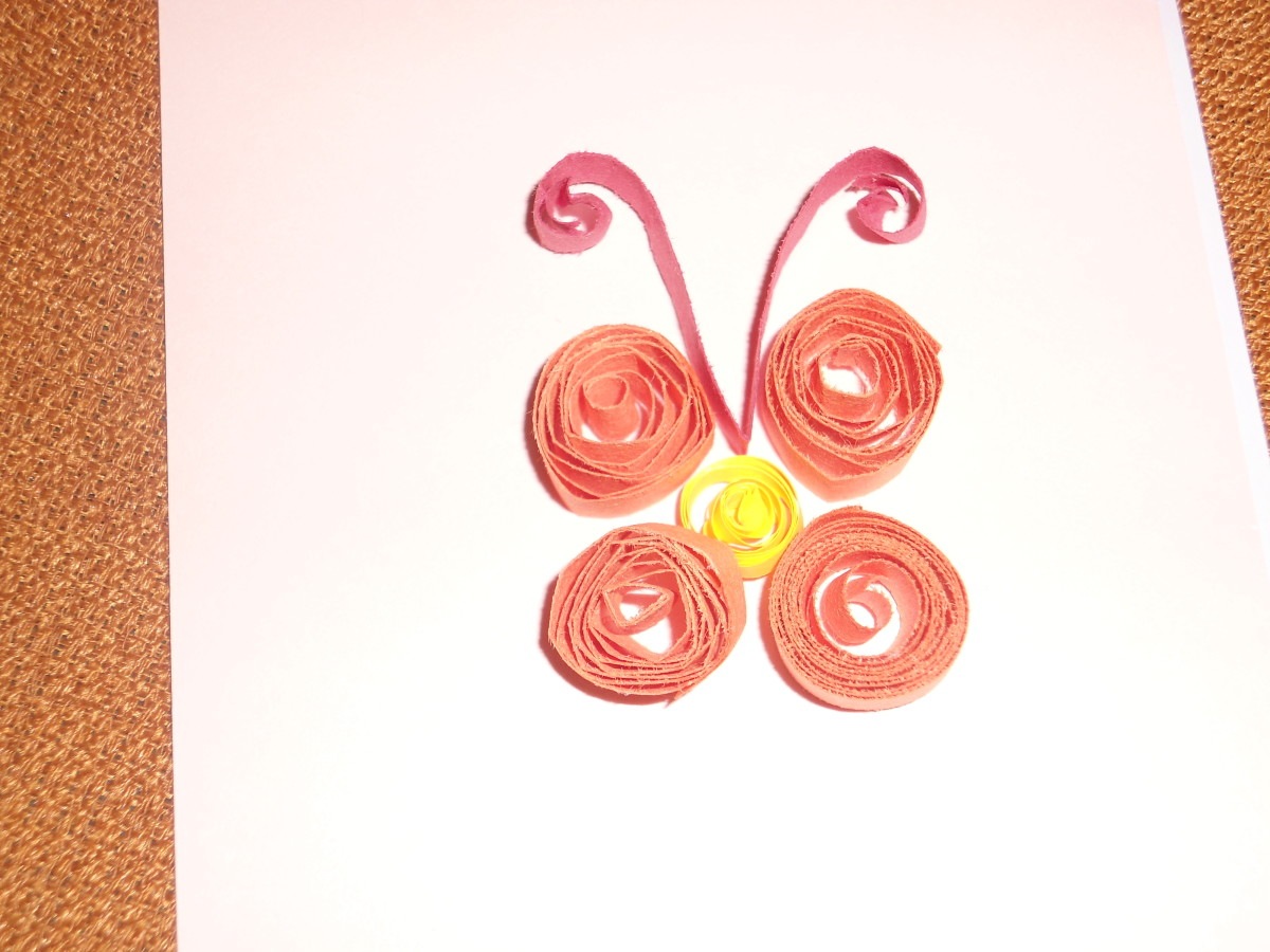 The Art of Quilling: Unique Paper Creations