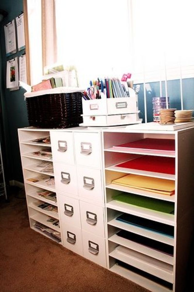 craft ideas for living room craft room ideas designs and organization hubpages 6202