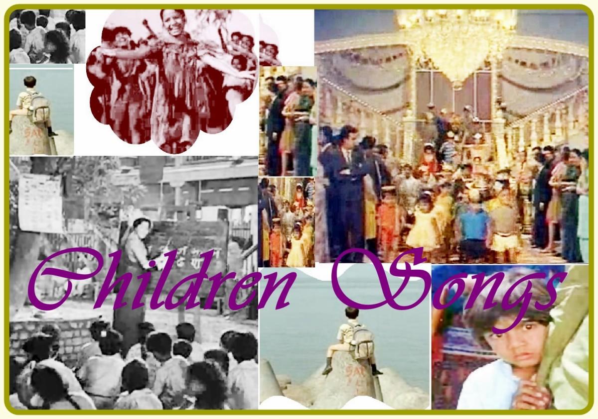 Best Children's Songs of Bollywood