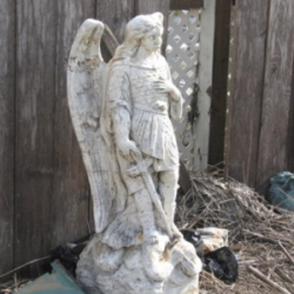 Real Angel Photos From Hurricane Katrina, Prayers For Sandy