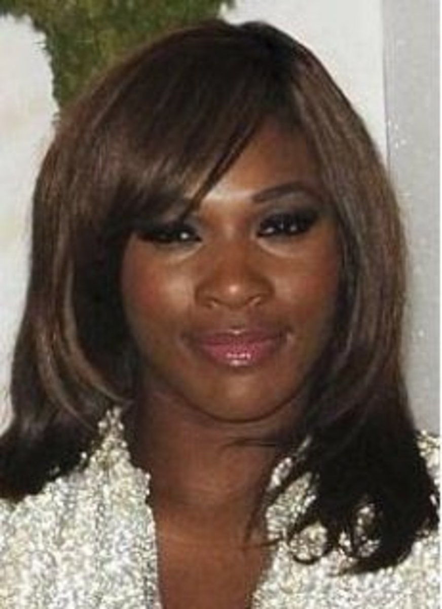 ... Williams in Coffee Colored Hair. The Best Hair Colors for Brown Skin