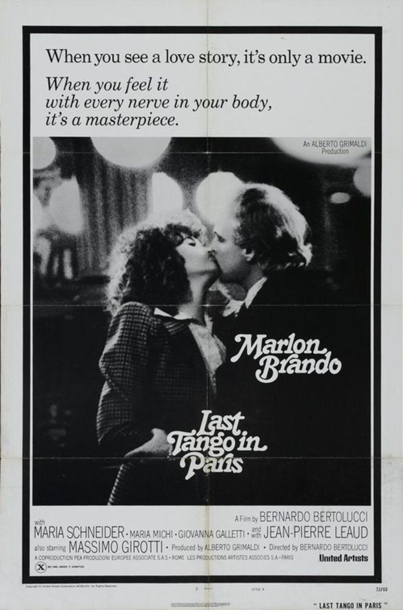 Last Tango in Paris Poster