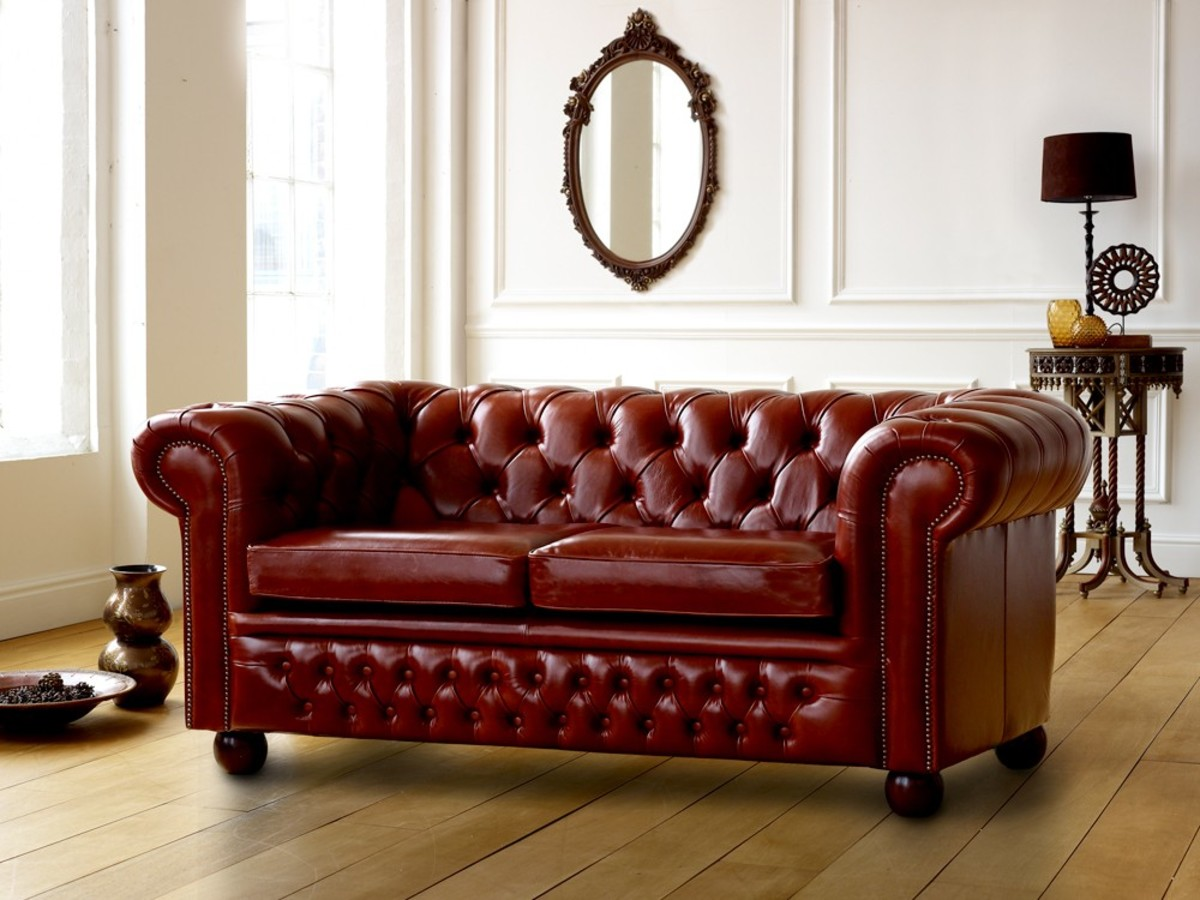 A Condensed History of The Chesterfield Sofa