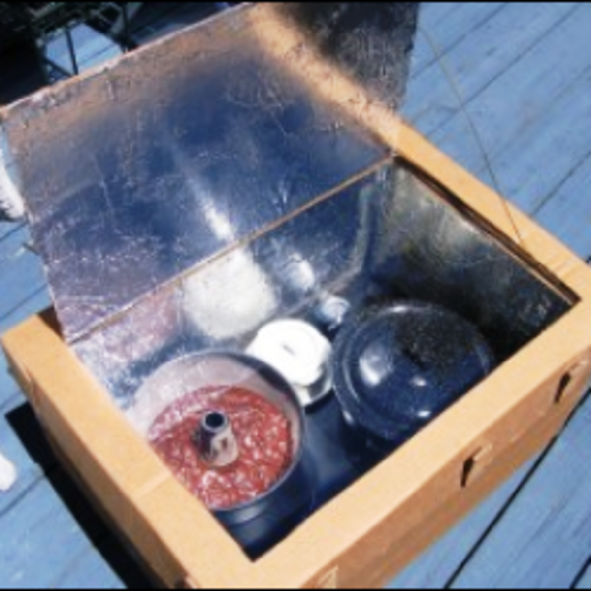 How to Make and Use a Solar Oven | Box Cooker Plans and Recipes
