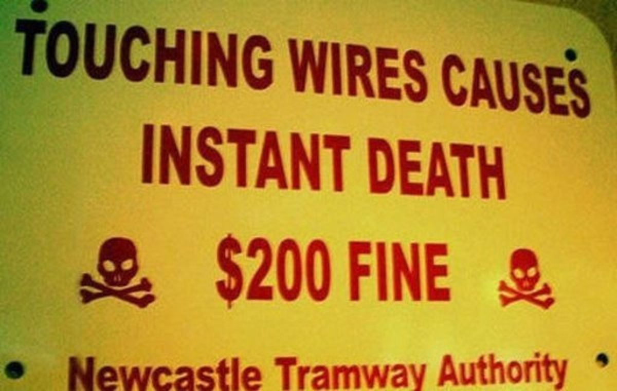 I know it is currently three in the morning, and so I could be losing it, but how can a dead person pay a fine?