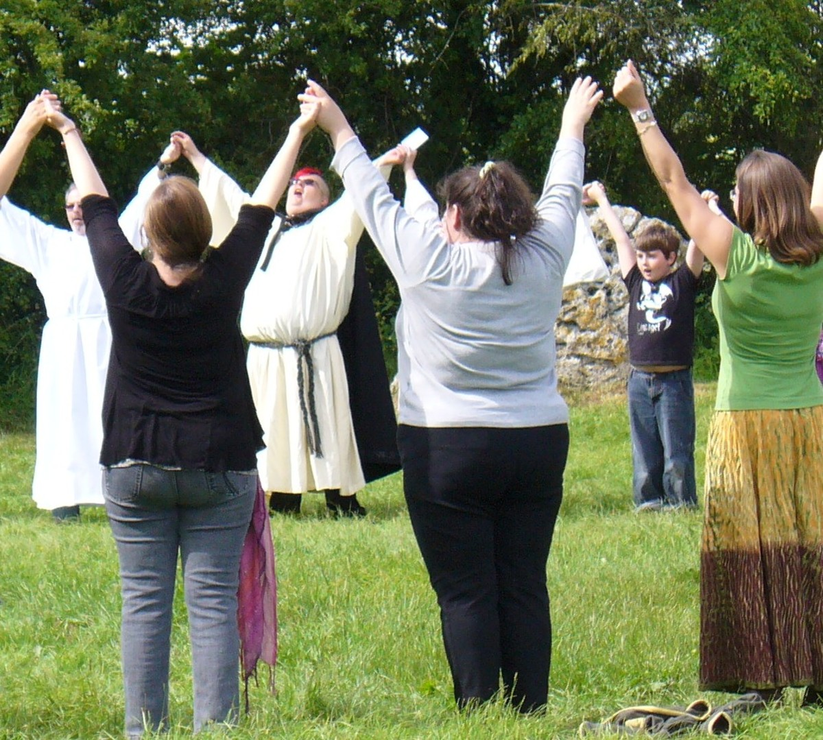 Dispelling energy at the Rollright Stones
