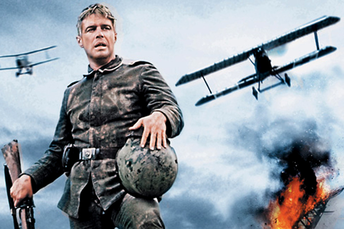 For the foot soldier, aerial warfare offers a route to heroism and glamour