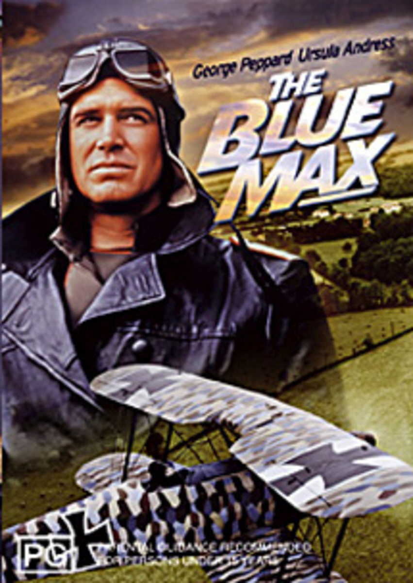 Film Review - The Blue Max (1966)