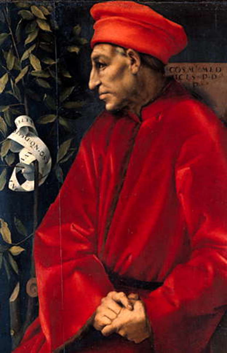 Portrait of Cosimo the Elder