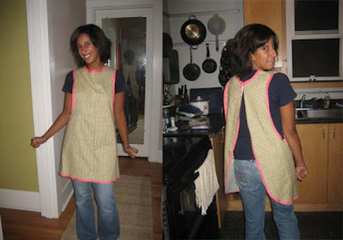 Free Sewing Patterns for Aprons
