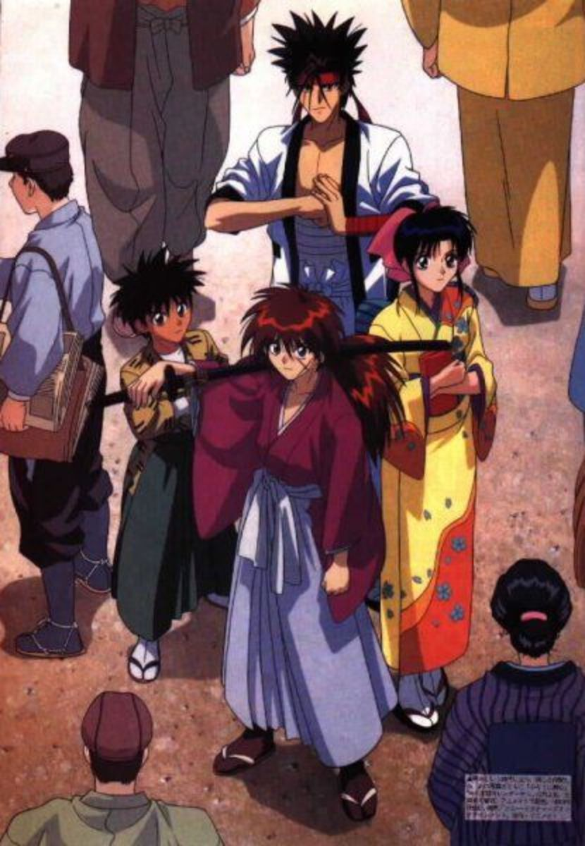 Rurouni kenshin cartoon network-5974
