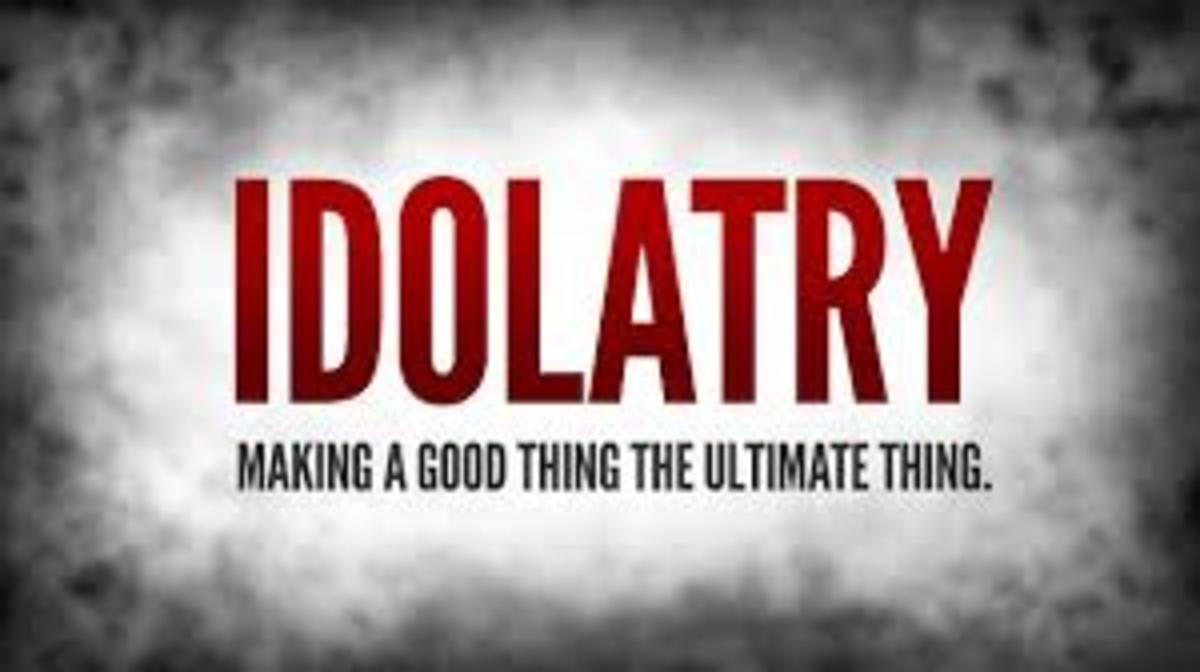 Defeating Our Human Nature (Part 6. Idolatry - Creating Your Own God)