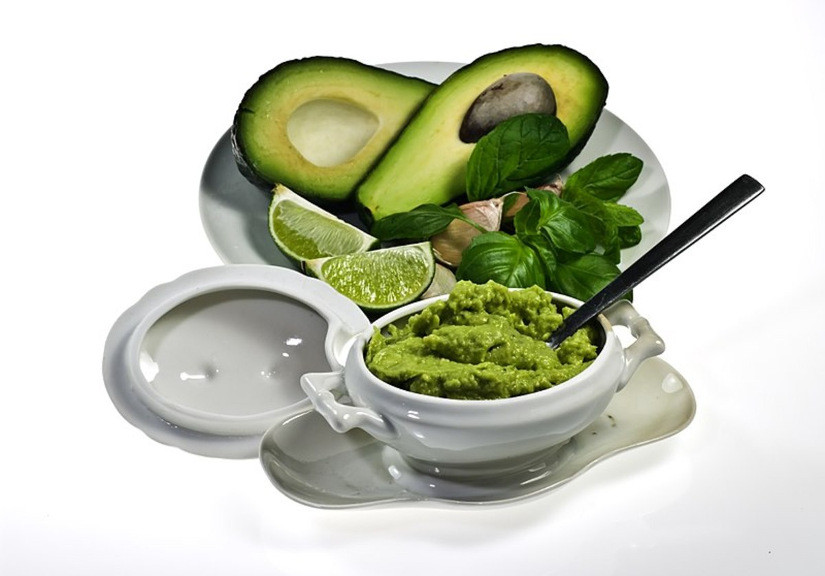 Use avacado or guacamole instead of cheese