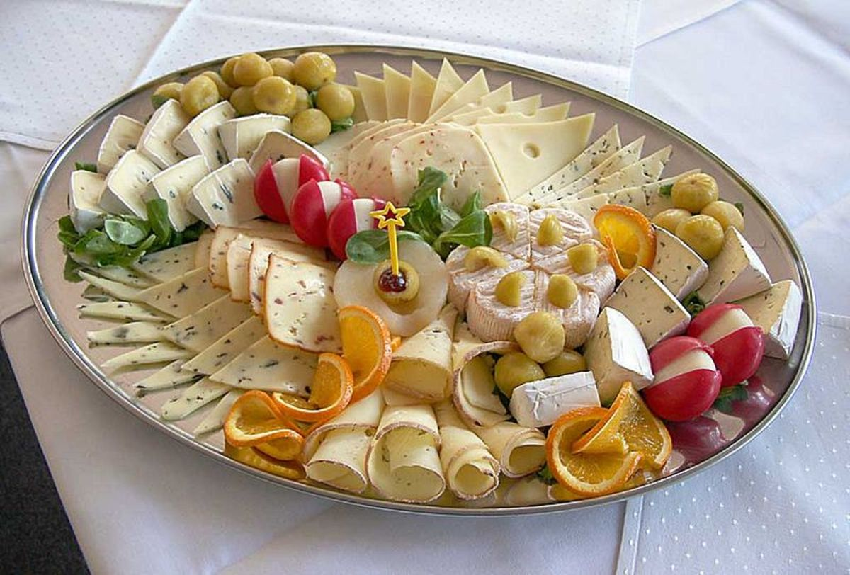Cheese Platter: Which ones to choose?
