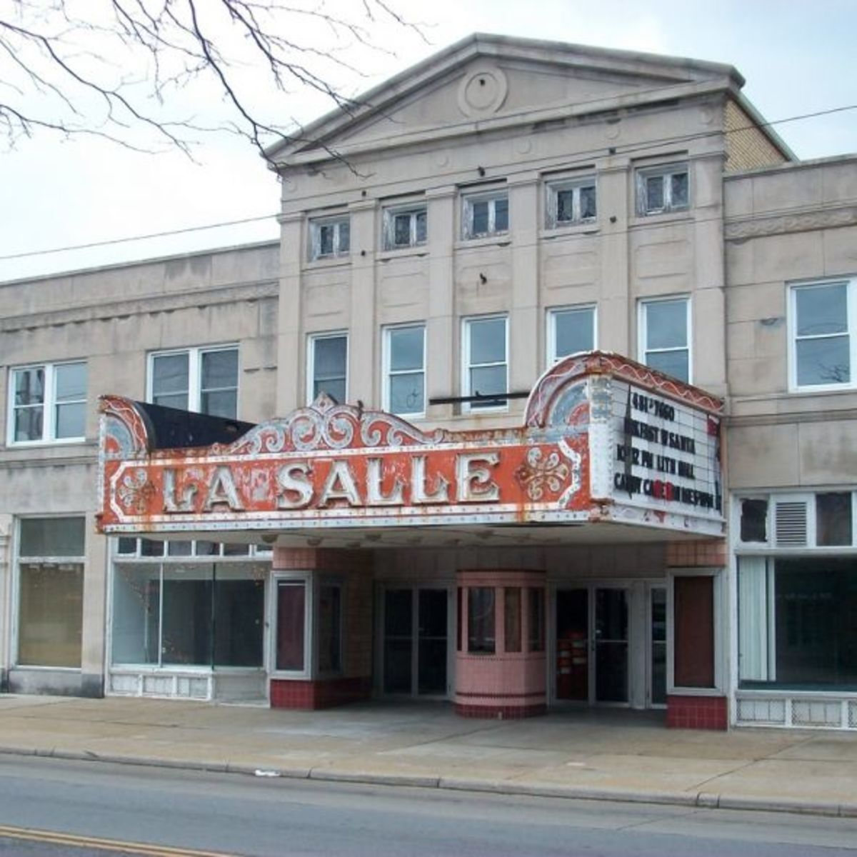 LaSalle Theater, East 185th St., Cleveland, OH