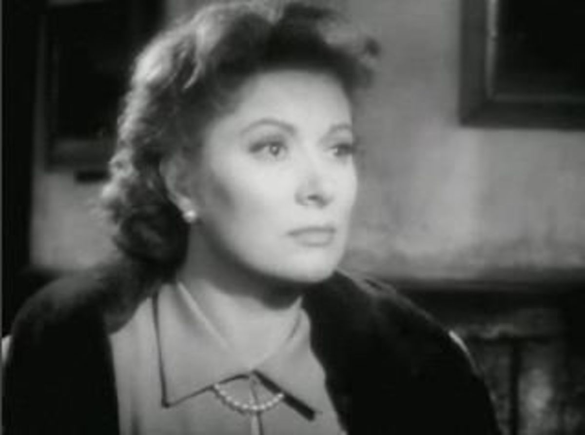 Greer Garson award winning star of Mrs. Miniver