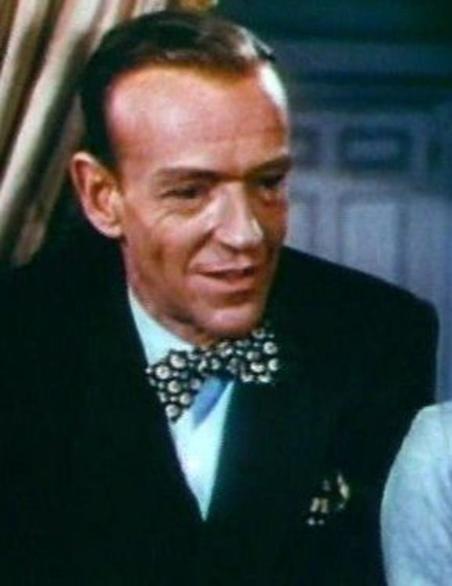 "Fred Astaire - Star of ""Easter Parade"" as well as a multitude of musicals for MGM"