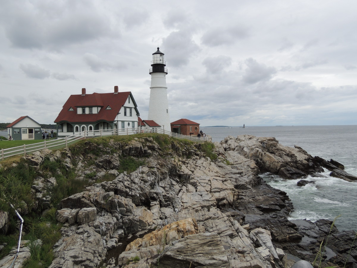 Portland Head Light est. 1791