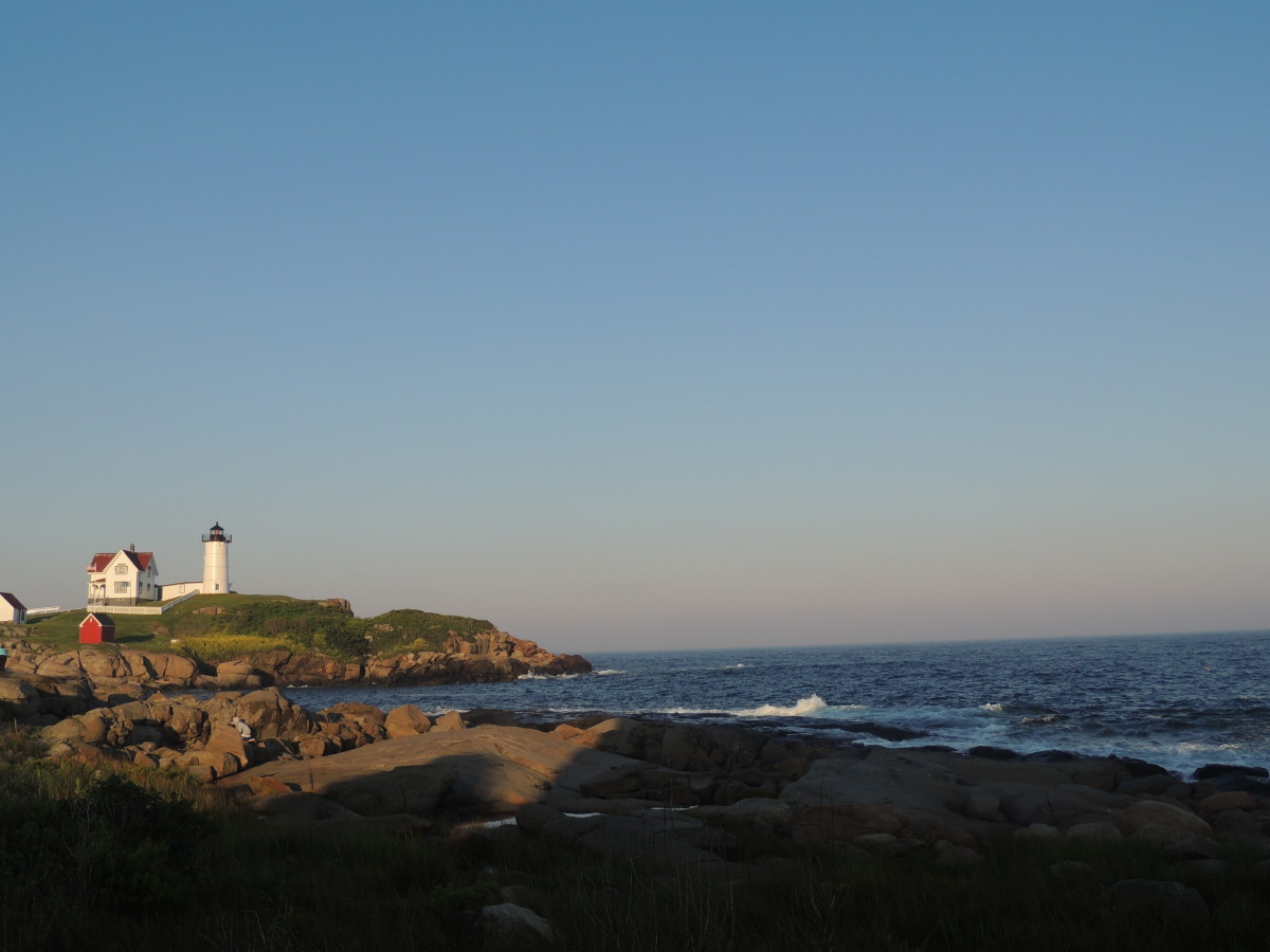 Cape Neddick (Nubble) Light House