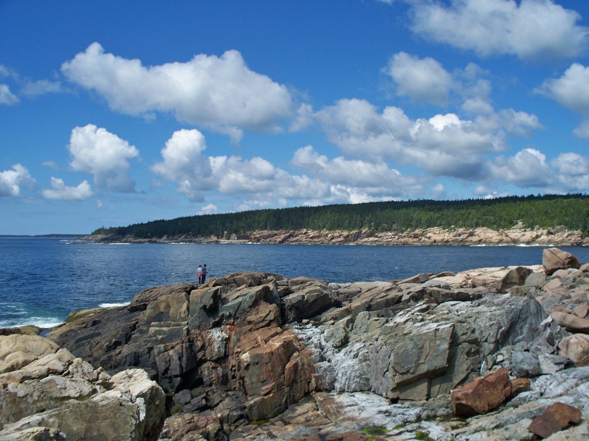 Otter Cliff