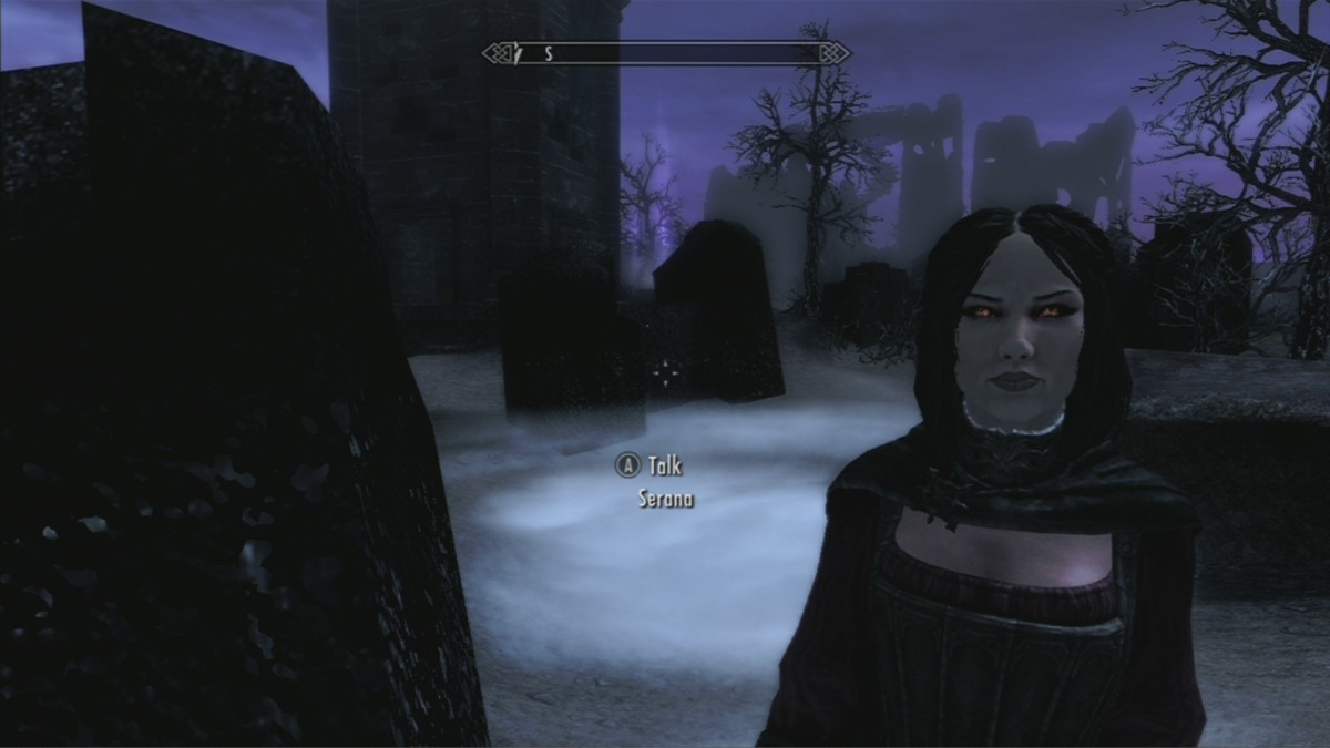Skyrim: Benefits of Joining the Dawnguard or Vampire Faction