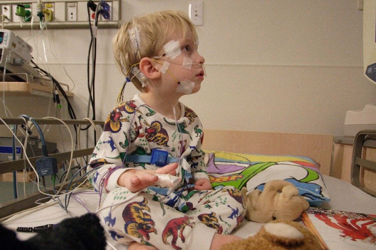 It takes a patient nurse when caring for pediatric patients in acute pain.