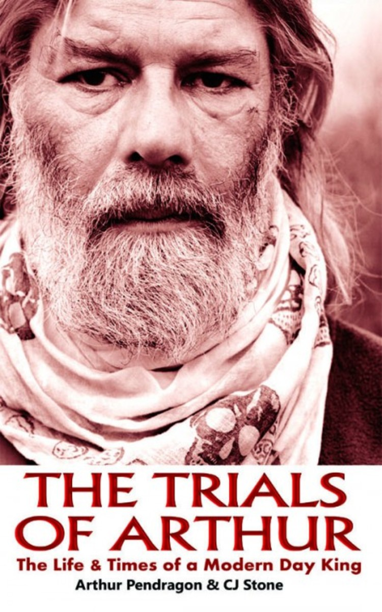 The Trials of Arthur book cover.