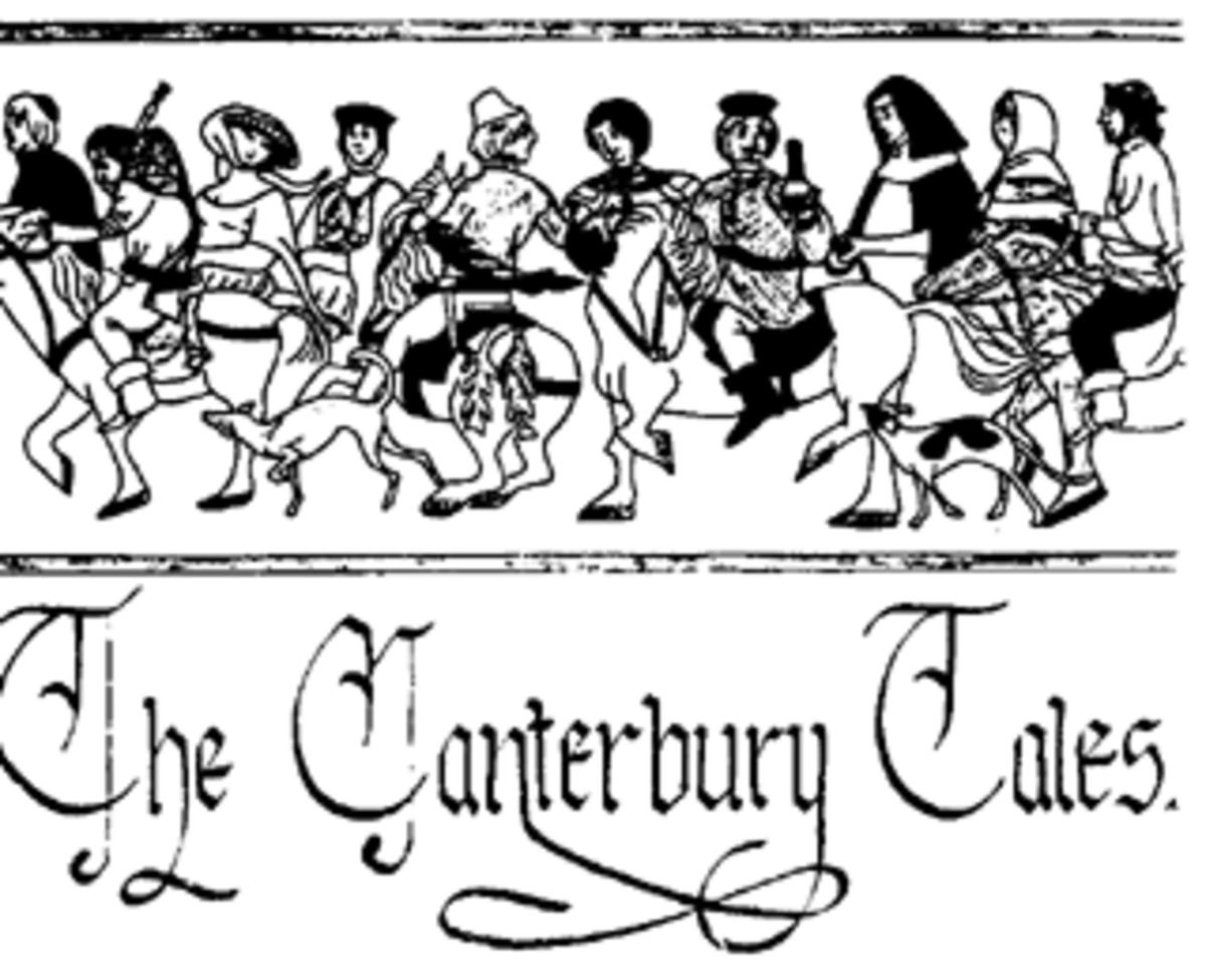 an analysis of the humor in the medieval period in the canterbury tales by geoffrey chaucer Poetry by geoffrey chaucer translated by  canterbury tales, the  narrator of the prologue introduces the  medieval romance-an adventure tale  of  literary analysis  humor and realism of his characterizations  times  research this city, the chaucer's day was the wife of knight in the wife of  bath's tale.