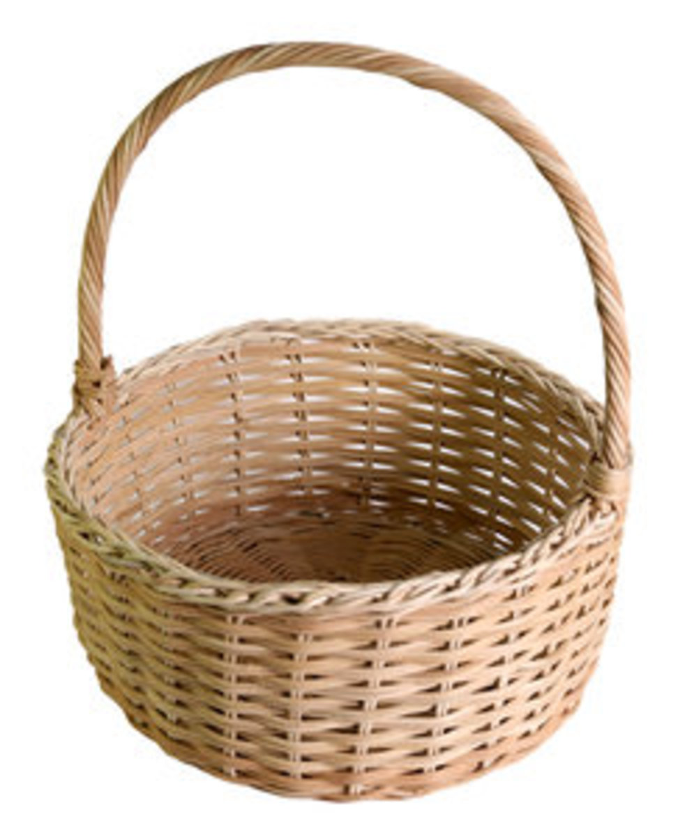 Try different baskets