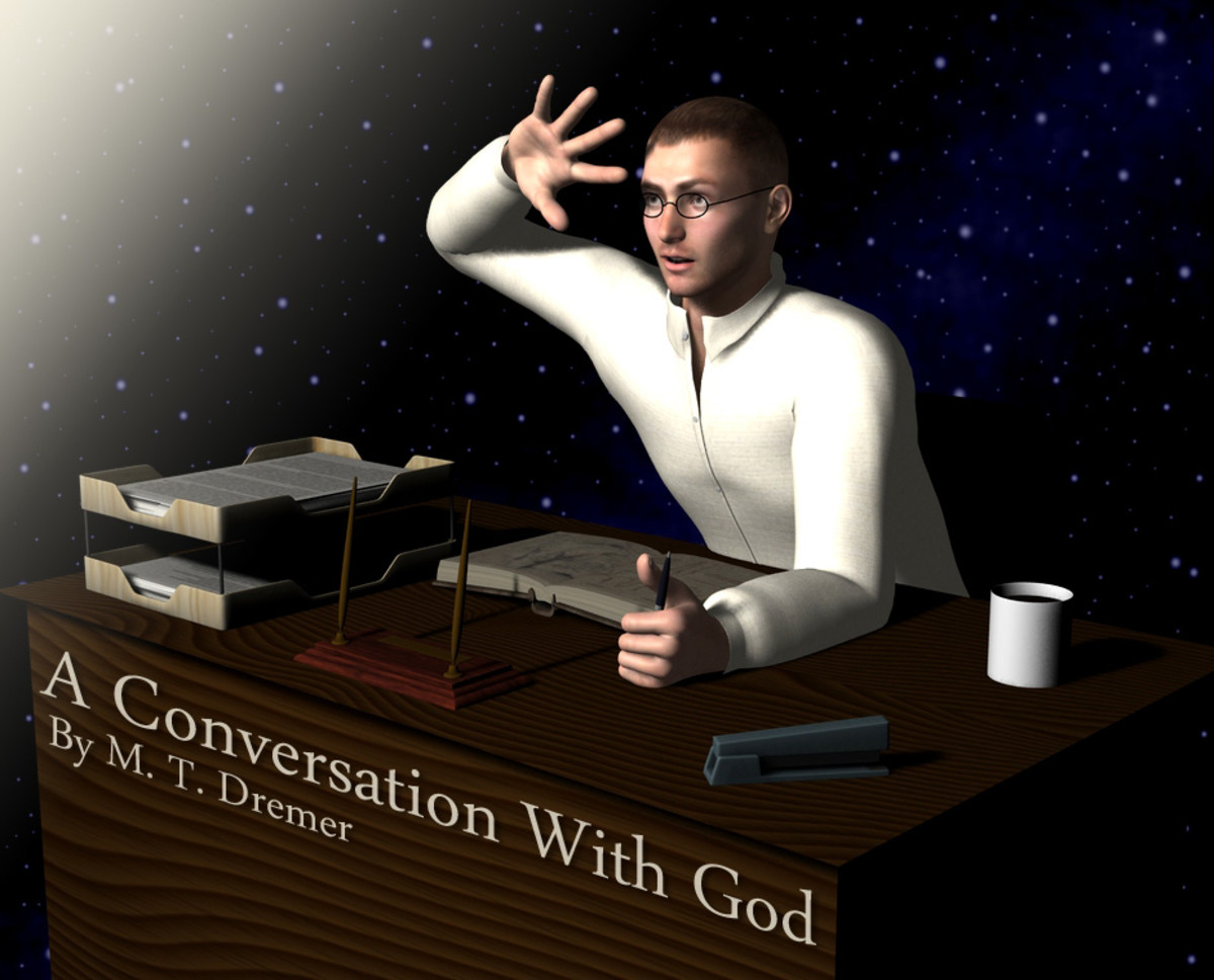 "Short Fiction: ""A Conversation With God"""