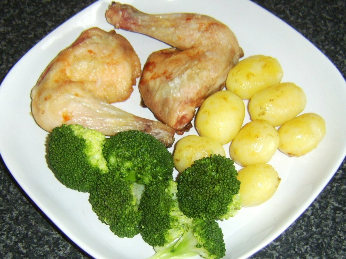 Whole Chicken Leg Recipes and Cooking Tips
