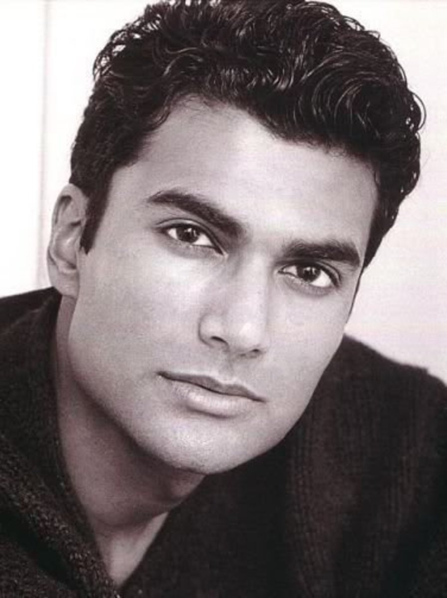 Sendhil Ramamurthy: A brilliant actor with charm and good looks.
